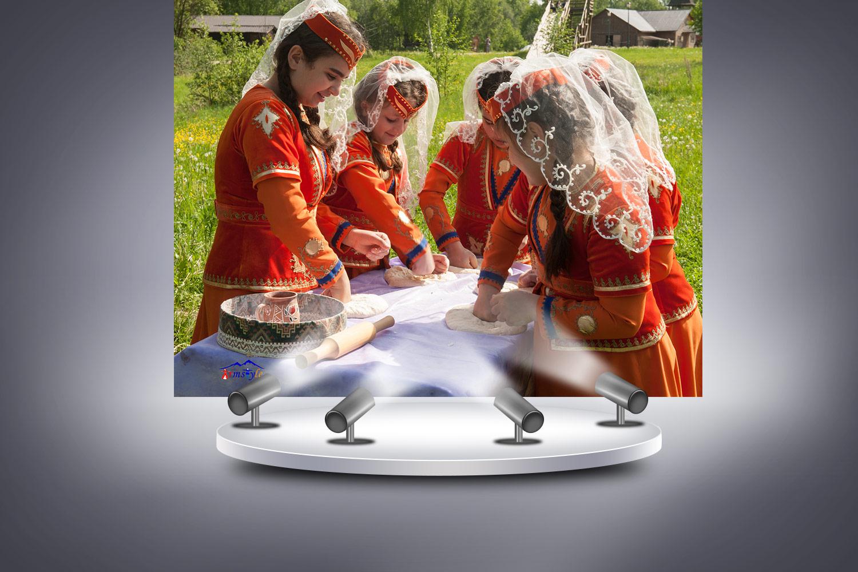 Армянская свадьба за 7 дней и ночей (Эпизод1.8)